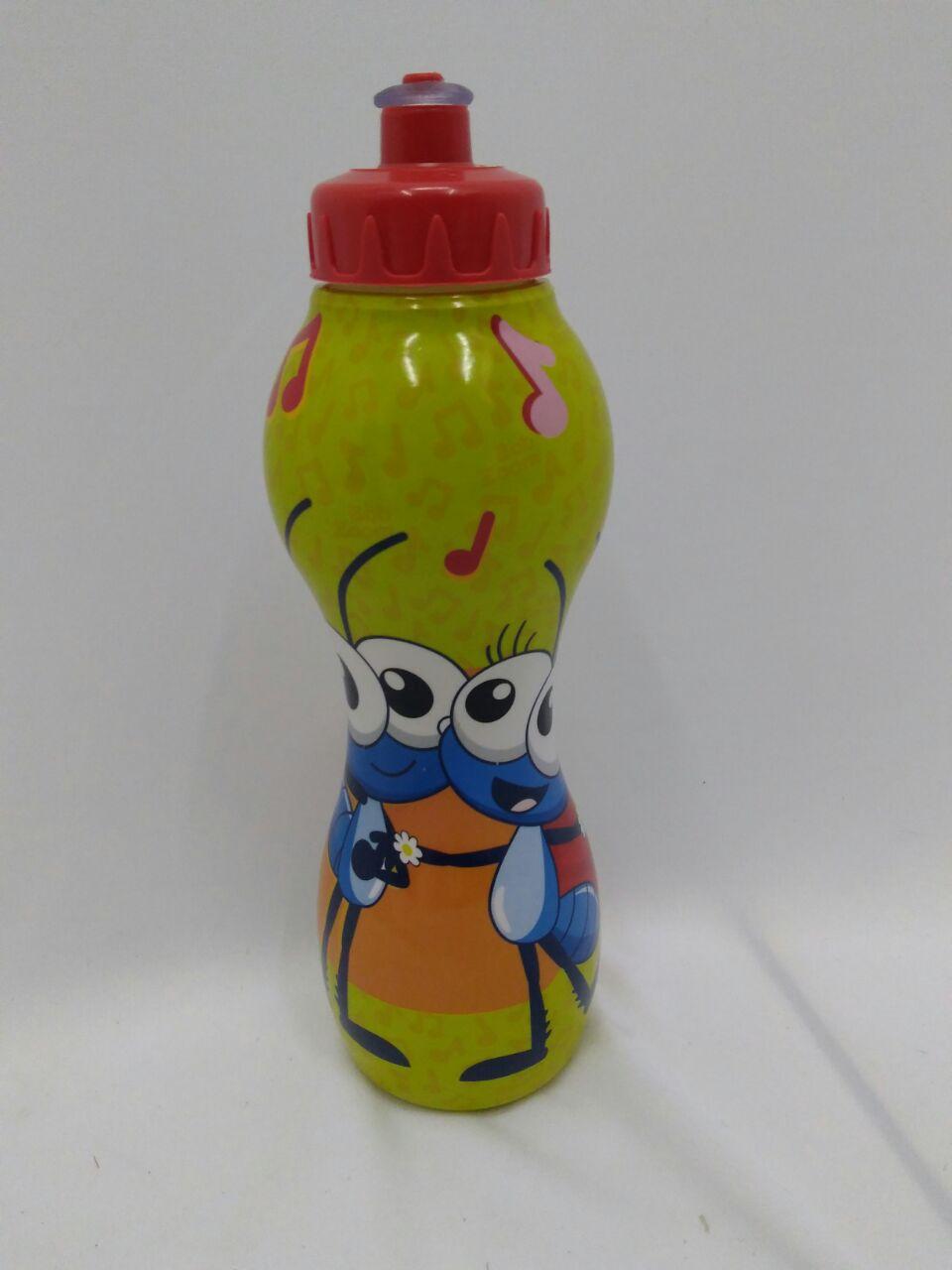 Squeeze infantil do Bob Zoom 590ml - Garrafinha infantil